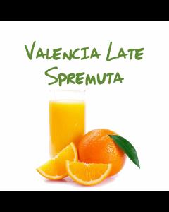 Arancia bionda Valencia Late Spremuta