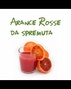 Selezioniamo le migliori arance rosse di Sicilia